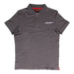 RST Casual Cotton Polo Shirt - Grey