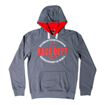 RST Original 1988 Hoodie - Grey / Red