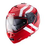 Caberg Duke Super Legend - Red / White | Caberg Helmets at Two Wheel Centre