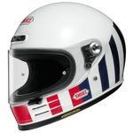 Shoei Glamster - Resurrection TC-10 | Shoei Glamster Helmet Collection available at Two Wheel Centre