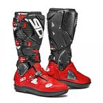 Sidi Crossfire 3 SRS Boots Red / Red / Black