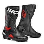 Sidi Performer Boots - Black / Red