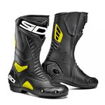 Sidi Performer Boots - Black / Yellow