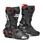 Sidi Rex Air Motorcycle Boots Black | Sidi Boots at Two Wheel Centre