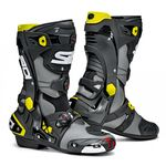 Sidi Rex Motorcycle Boots Grey / Black / Yellow