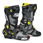 Sidi Rex Motorcycle Boots Grey / Black / Yellow