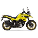 New Suzuki V-Strom 1050 XT 2020 Champion Yellow No.2 Mansfield Nottingham