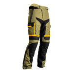 RST Pro Series Adventure-X CE Trousers - Green / Ochre