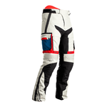 RST Pro Series Adventure-X CE Trousers - Ice / Blue / Red