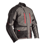 RST Atlas Textile Jacket - Grey / Black / Red