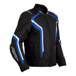 RST Axis Textile Jacket - Black / Blue / White