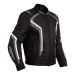 RST Axis Textile Jacket - Black / Grey / White