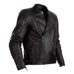RST Matlock Leather Jacket - Black