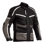 RST Maverick Textile Jacket - Black / Grey / Silver