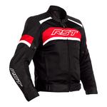 RST Pilot Air Textile Jacket - Black / Red