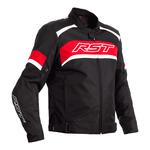 RST Pilot Textile Jacket - Black / Red
