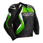 RST Tractech Evo 4 Jacket - Black / Green / White