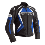 RST Tractech Evo 4 Textile Jacket - Black / Blue / White