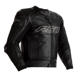 RST Tractech Evo R Leather Jacket - Black