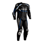 RST Tractech Evo R Leather Suit - Black / Blue / White