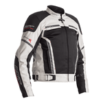 RST Pro Series Ventilator-X CE Textile Jacket - Silver
