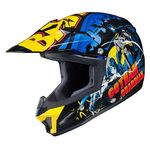 HJC CL-XY 2 Batman | Childrens MX Helmet | Two Wheel Centre