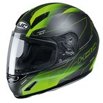 HJC CLY Taze - Fluo Yellow | Childrens and Ladies Helmets | Two Wheel Centre