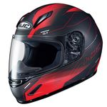 HJC CLY Taze - Red | Childrens and  Ladies Helmets | Two Wheel Centre
