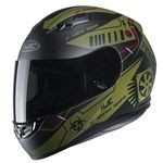 HJC CS-15 Tarex Motorcycle Helmet - Gold | HJC CS-15 Helmet | Two Wheel Centre