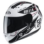 HJC CS-15 Tarex Motorcycle Helmet - White | HJC CS-15 Helmet | Two Wheel Centre