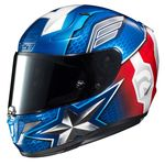 HJC RPHA 11 Captain America Motorcycle Helmet | HJC RPHA 11 Helmet | Two Wheel Centre
