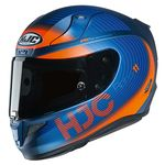 HJC RPHA 11 Bine - Blue / Orange | HJC RPHA 11 Helmet | Two Wheel Centre