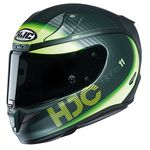 HJC RPHA 11 Bine - Fluo / Green | HJC RPHA 11 Helmet | Two Wheel Centre
