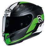 HJC RPHA 11 Fesk - Green | HJC RPHA 11 Helmet | Two Wheel Centre
