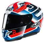HJC RPHA 11 Nectus - Red / White / Blue | HJC RPHA 11 Helmet | Two Wheel Centre