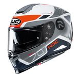 HJC RPHA 70 Shuky - Orange | HJC RPHA 70 Helmet | Two Wheel Centre