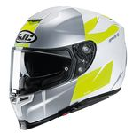 HJC RPHA 70 Terika - Fluo Yellow | HJC RPHA 70 Helmet | Two Wheel Centre