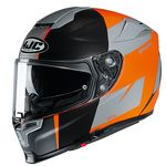 HJC RPHA 70 Terika - Orange | HJC RPHA 70 Helmet | Two Wheel Centre