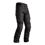 RST Atlas Textile Trousers - Black / Black