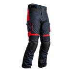 RST Atlas Textile Trousers - Blue / Black / Red