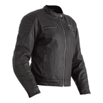 RST Brixton Ladies Wax Jacket - Black