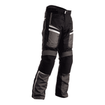 RST Maverick Textile Trousers - Black / Grey