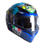 AGV K3 SV S Rossi Misano 2015 | AGV Motorcycle Helmets | Two Wheel Centre