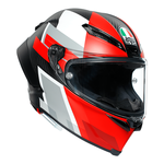 AGV Pista GP-RR Competizione Carbon / White / Red | AGV Helmet Collection | Free UK Delivery