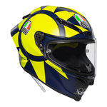 AGV Pista GP-RR Rossi Soleluna 2019 | AGV Helmet Collection | Free UK Delivery