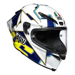 AGV Pista GP-RR Rossi World Title 2003 | AGV Helmet Collection | Free UK Delivery