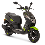 Peugeot Streetzone 50cc - Fluo Apple Green | Two Wheel Centre | Peugeot Scooter Dealers, Mansfield, Notts, UK