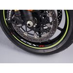 Suzuki GSX-R1000 / R Wheel Rim Decal (Single Wheel)