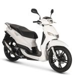 Peugeot Tweet 125cc - White