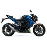 New Suzuki GSX-S750 2021 Bike in Metallic Triton Blue  / Glass Sparkle Black - Mansfield, Nottinghamshire, UK